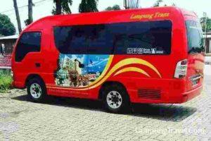 Cari travel Jakarta Lampung