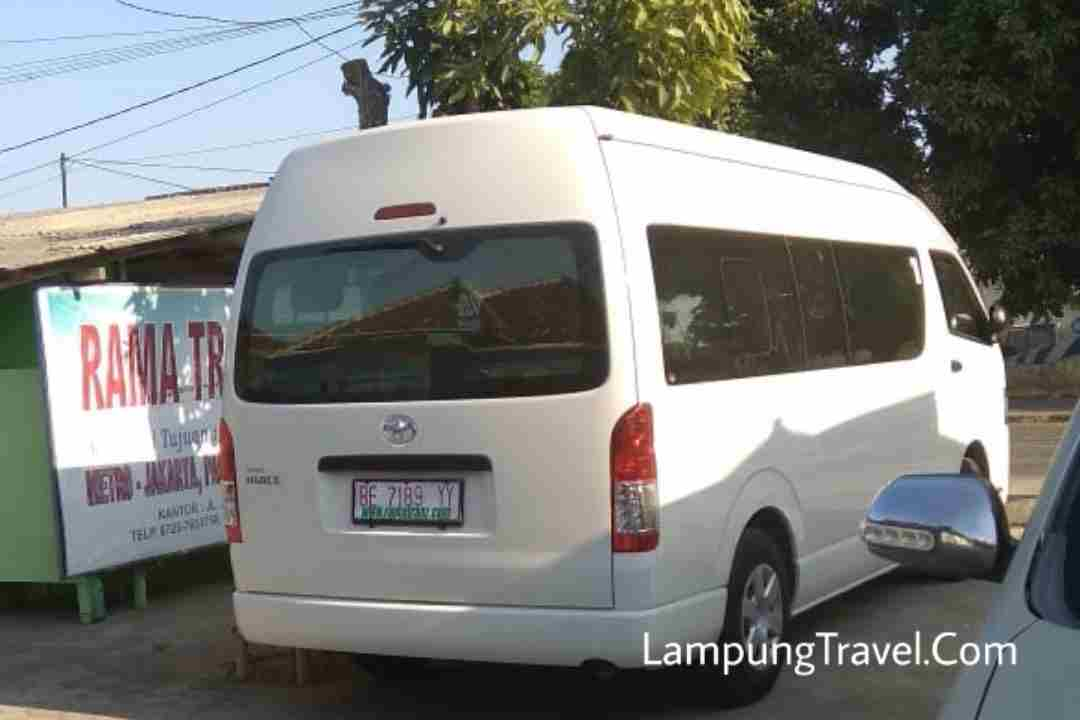 Info terkini Travel Jakarta Lampung