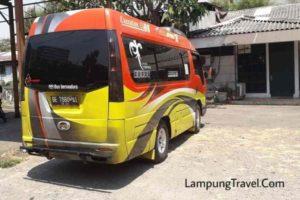 Travel Bandara Palembang ke Lampung