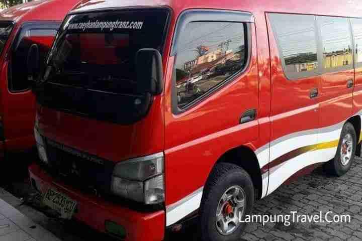 Travel Duri Kosambi tujuan ke Lampung