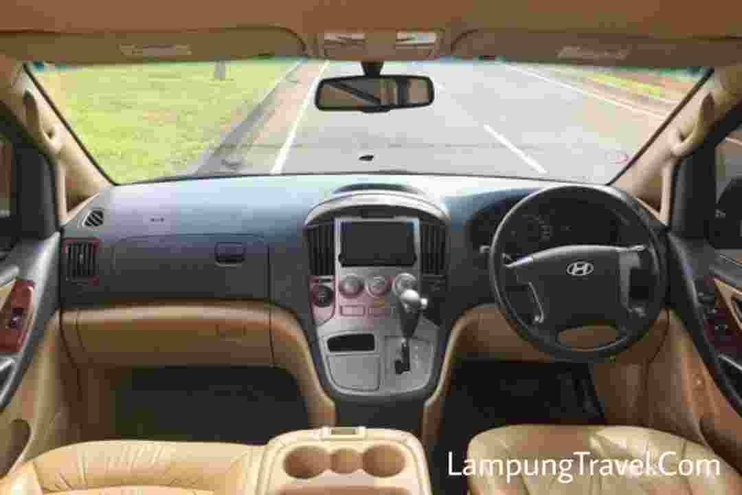 Travel Grogol Tomang ke Metro Lampung