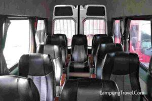 Travel Jakarta Barat ke Pringsewu Lampung tiket termurah