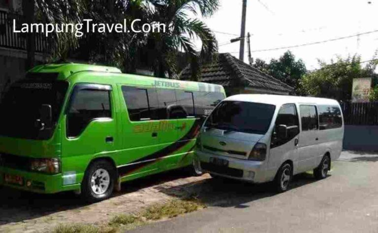 Travel Jakarta Ke Rajabasa Lampung