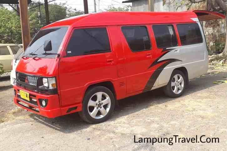 Travel Jakarta Pusat ke Bandar Lampung pelayanan terbaik