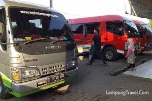 Travel Kaliabang Bekasi Ke Bandar Lampung