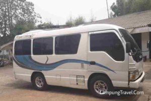 Travel Kapuk ke Metro Lampung berkualitas