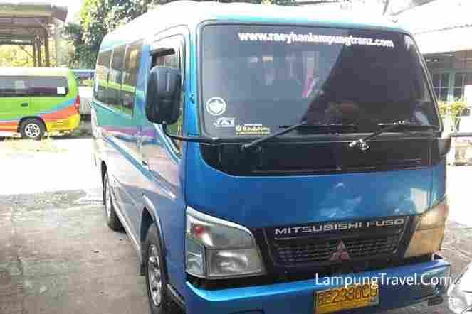 Travel Kembangan Joglo ke Bandar Lampung