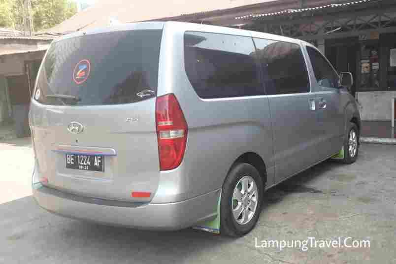Travel Lampung ke Tanjung Priok