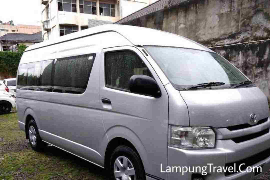 Travel Pulo Gebang ke Bandar Lampung