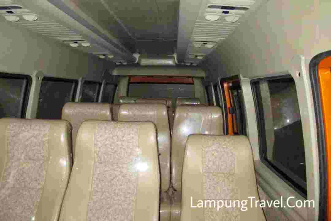 Travel Rawa Lumbu Ke Bandar Lampung Berangkat Malam