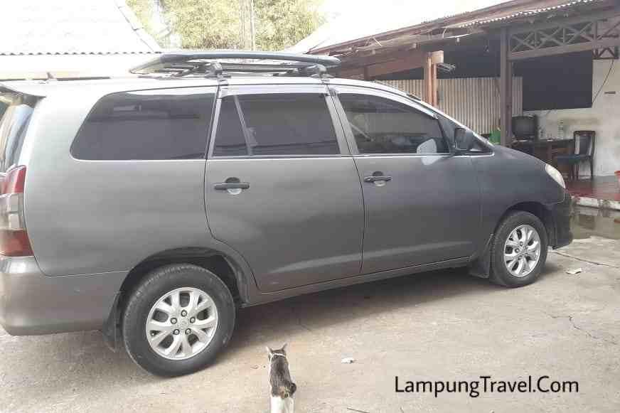 Travel Tanjung Barat ke Lampung