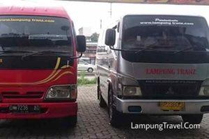 Travel stasiun Senen ke Lampung