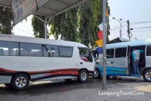 Travel Senen Lampung