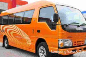 Travel Jakarta Lampung - Baru 2020