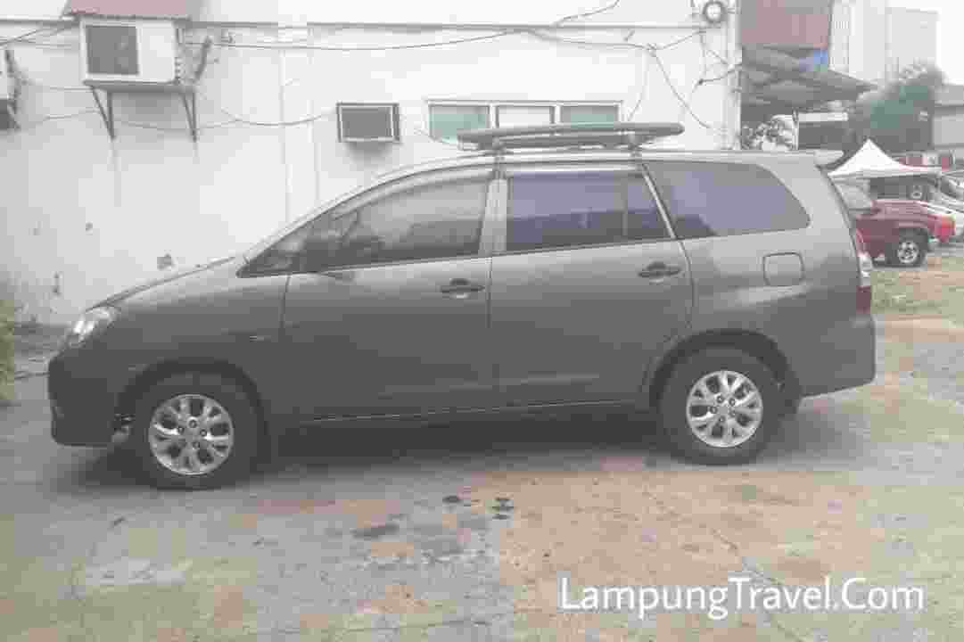 Jasa Travel Kemayoran Ke Metro Lampung