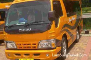 Travel Agen Rawamangun Cipinang Jatinegara Ke Lampung
