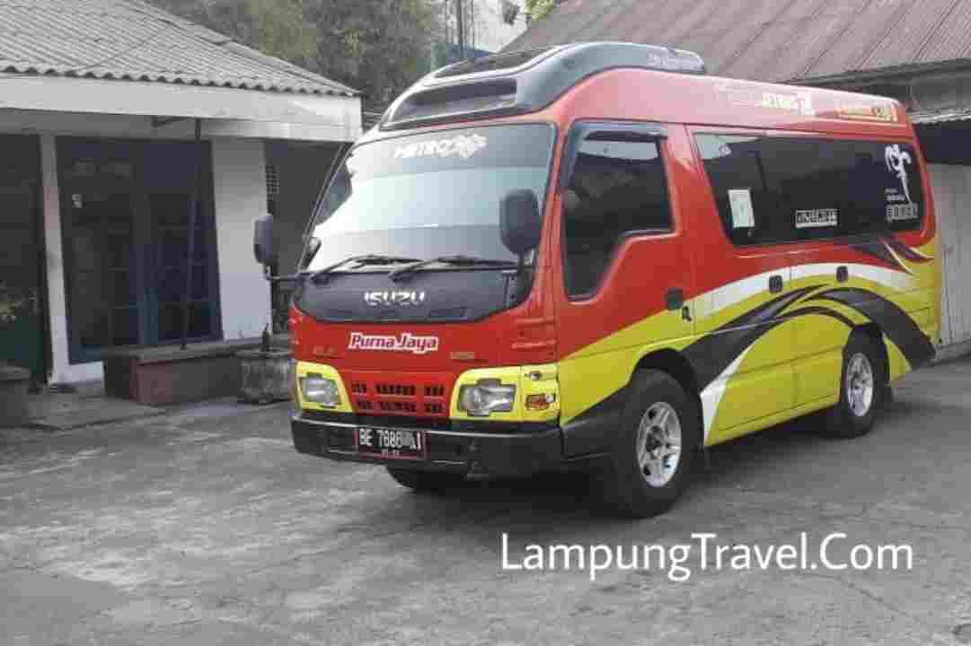 Travel Jakarta Selatan ke Lampung