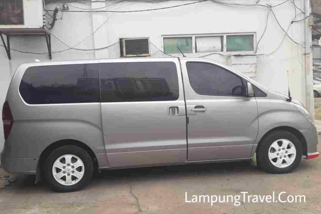 Travel Kebagusan Ke Bandar Lampung