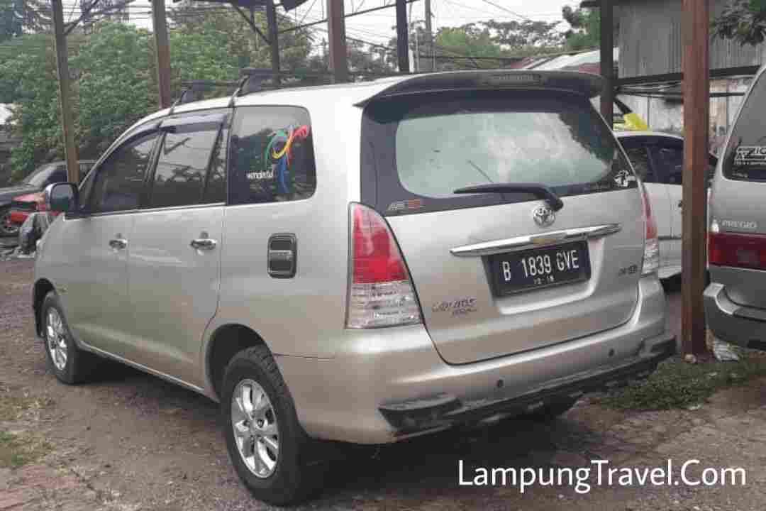 Travel Lampung Muara Enim