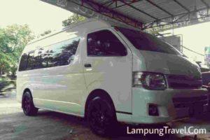 Travel Lampung ke Jakarta Barat