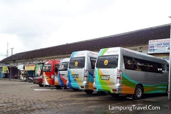 Travel Tangerang Lampung