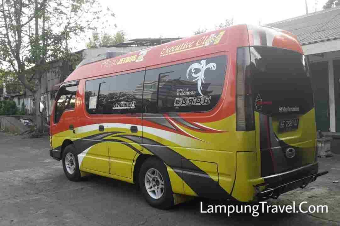 Jasa Travel Jakarta Lampung