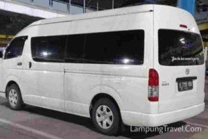 Travel Bekasi ke Talang Padang