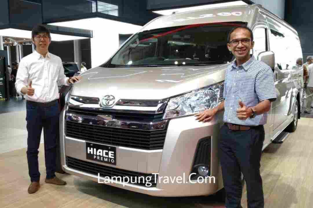 Info Mobil Travel Jakarta ke Lampung
