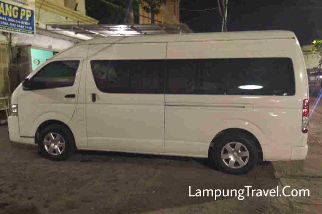 Travel Agen Tanjung Priok Ke Lampung