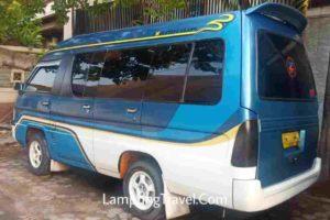 Travel Bintara ke Pringsewu