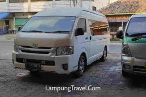Travel Cilandak ke Bandar Lampung