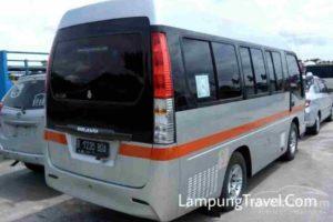 Travel Cileduk Metro Lampung
