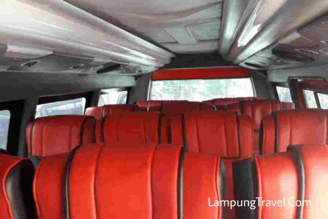 Travel Cimanggis Tujuan Ke Bandar Lampung