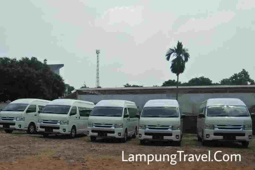 Travel Gading Serpong ke Pringsewu