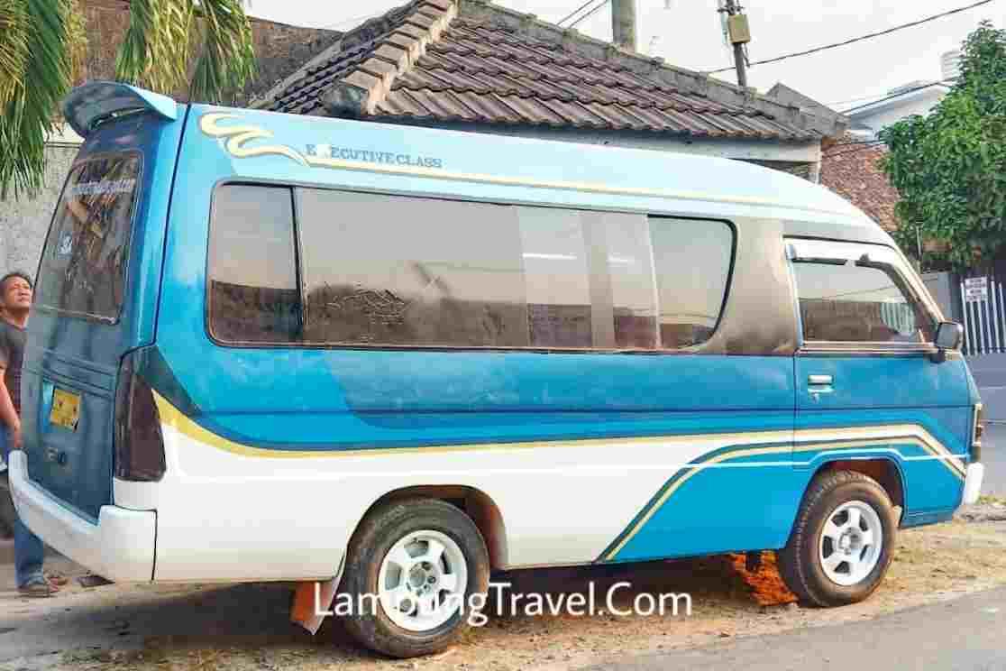 Travel Jati Kramat ke Bandar Lampung Berkualitas