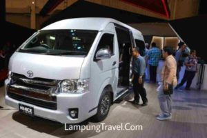 Daftar Jurusan dan Harga Tiket Travel Jakarta