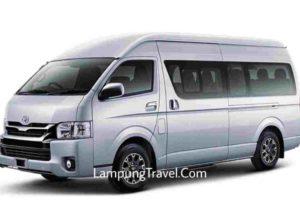 Harga Travel Terminal Rambutan ke Lampung