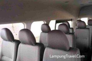 Tarif Travel Jakarta Lampung