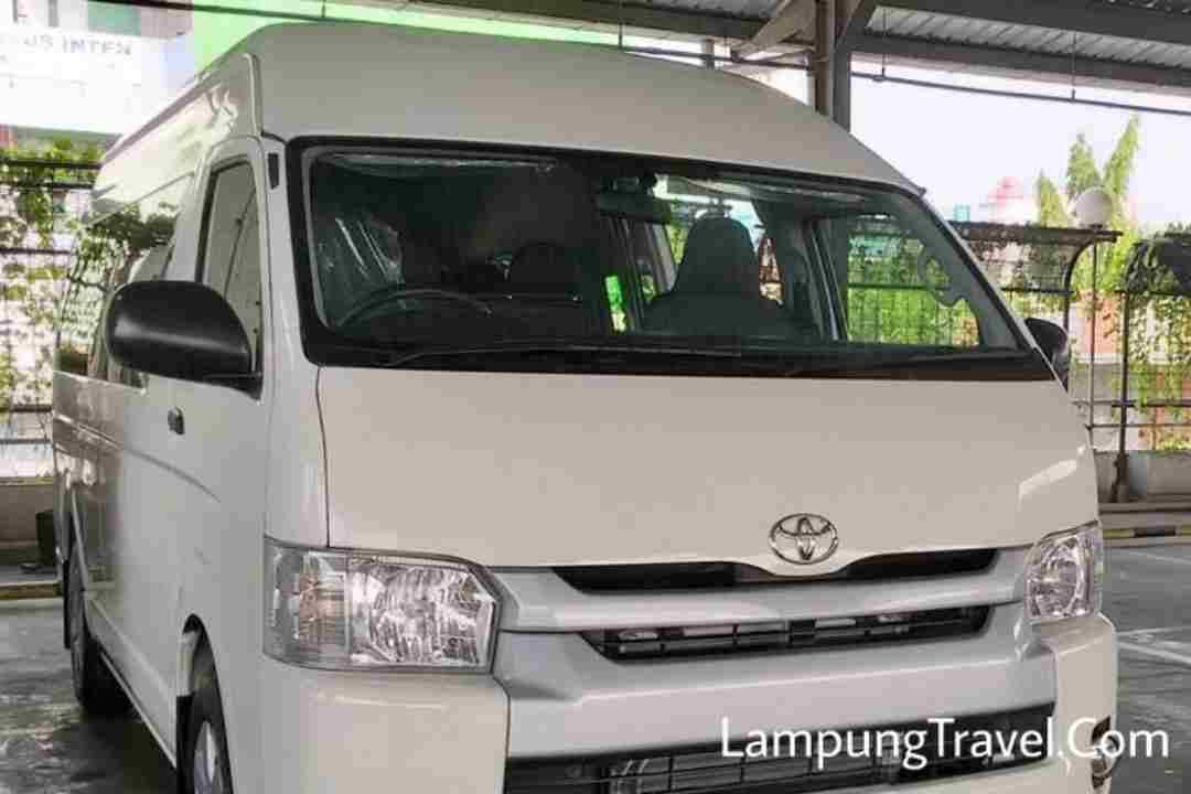 Travel Cipondoh Tangerang ke Bandar Lampung