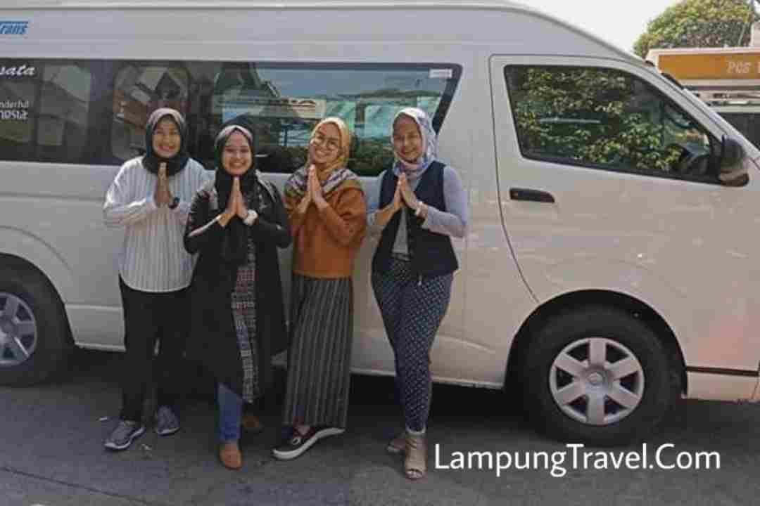 Travel Palembang Ke Tanjung Karang Lampung