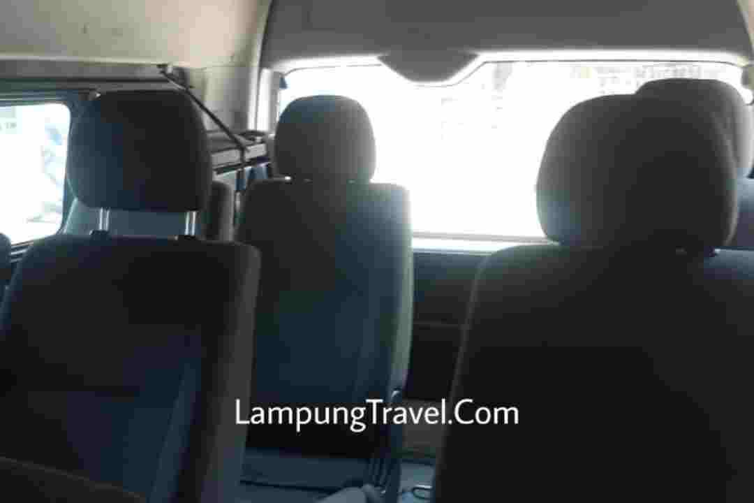Travel Pondok Bahar Cileduk ke Lampung Terbaik