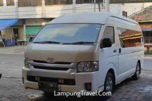 Travel Pondok Pinang Jakarta Selatan ke Bandar Lampung Termurah