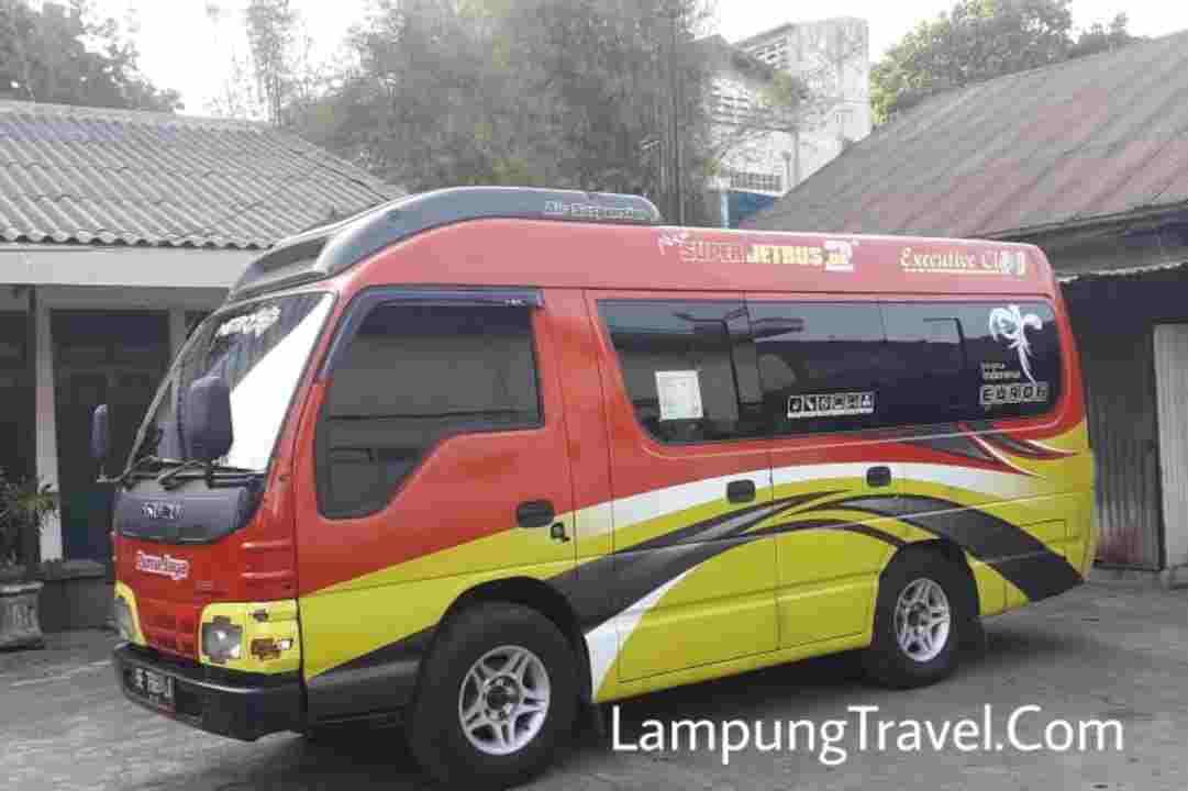 Travel Tangerang Selatan ke Lampung