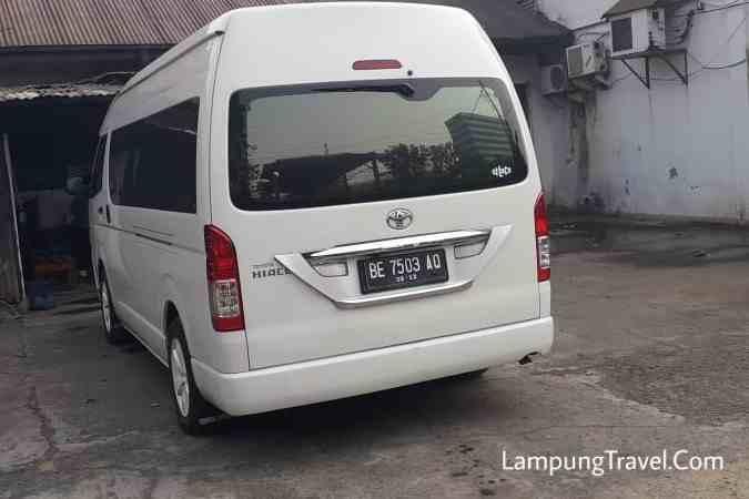 Travel Bekasi Lampung murah