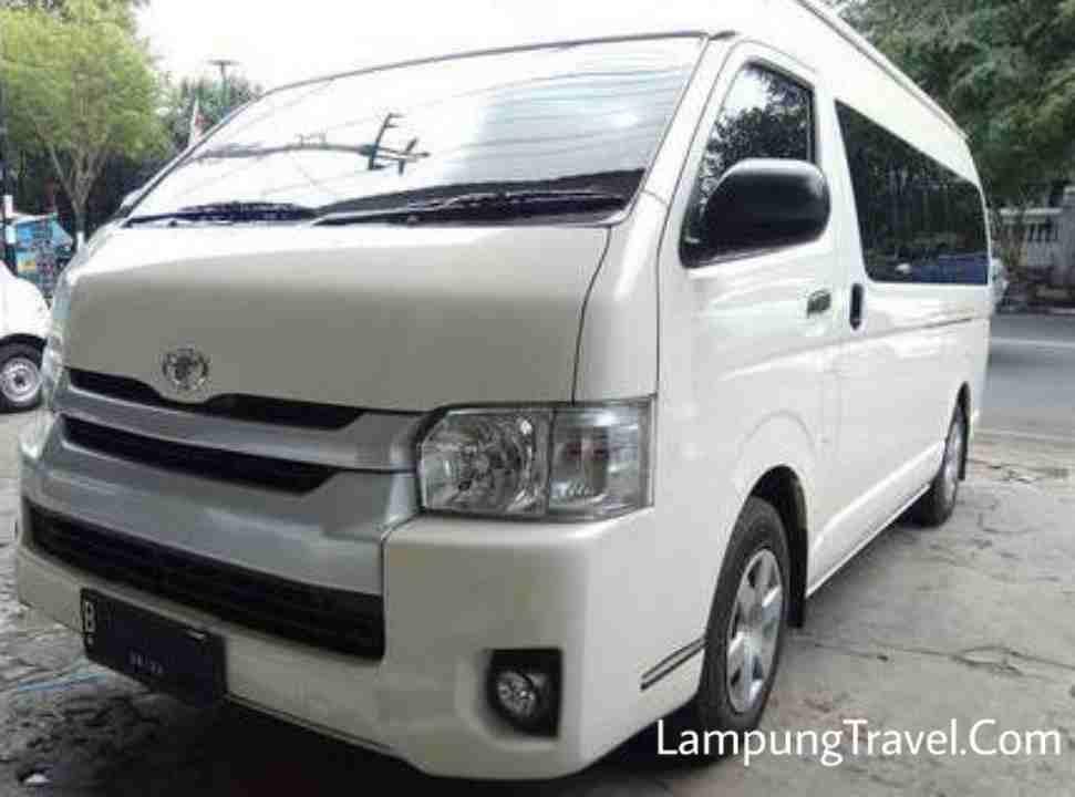 Travel Cibubur tujuan ke Lahat Lampung