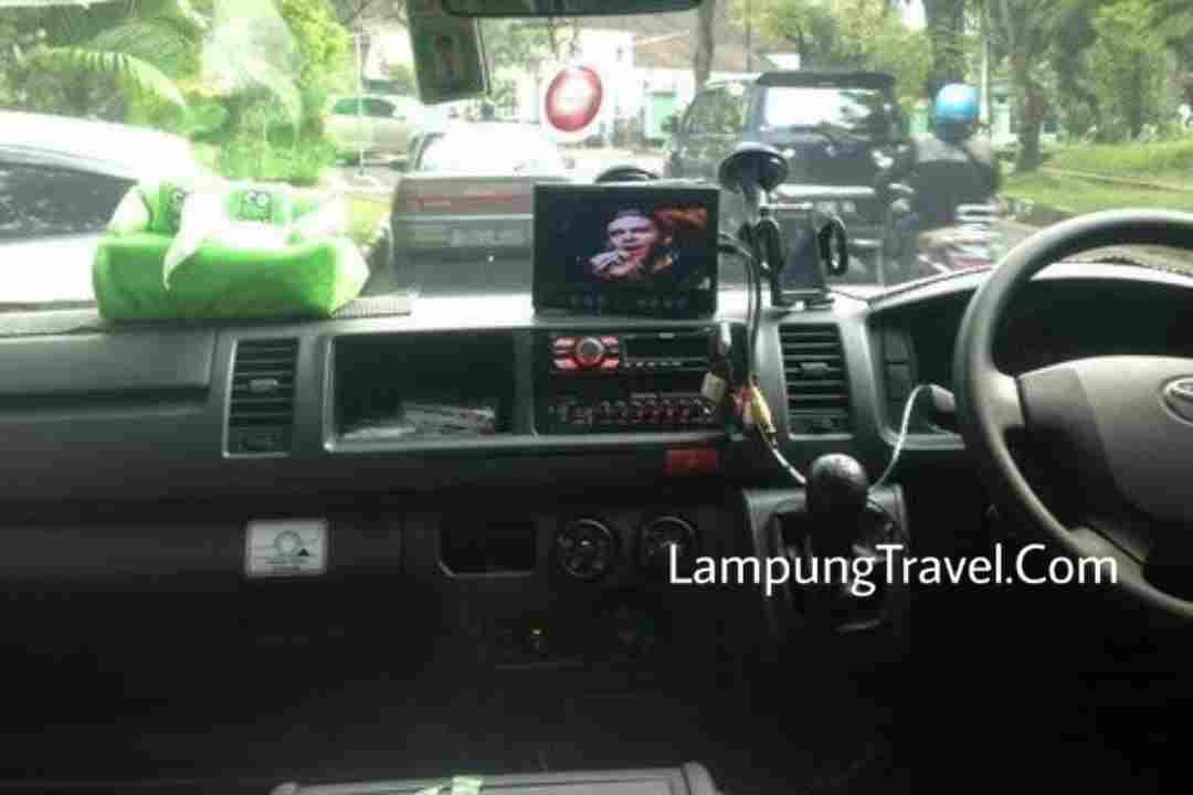 Travel Ciracas Cinere ke Bandar Lampung