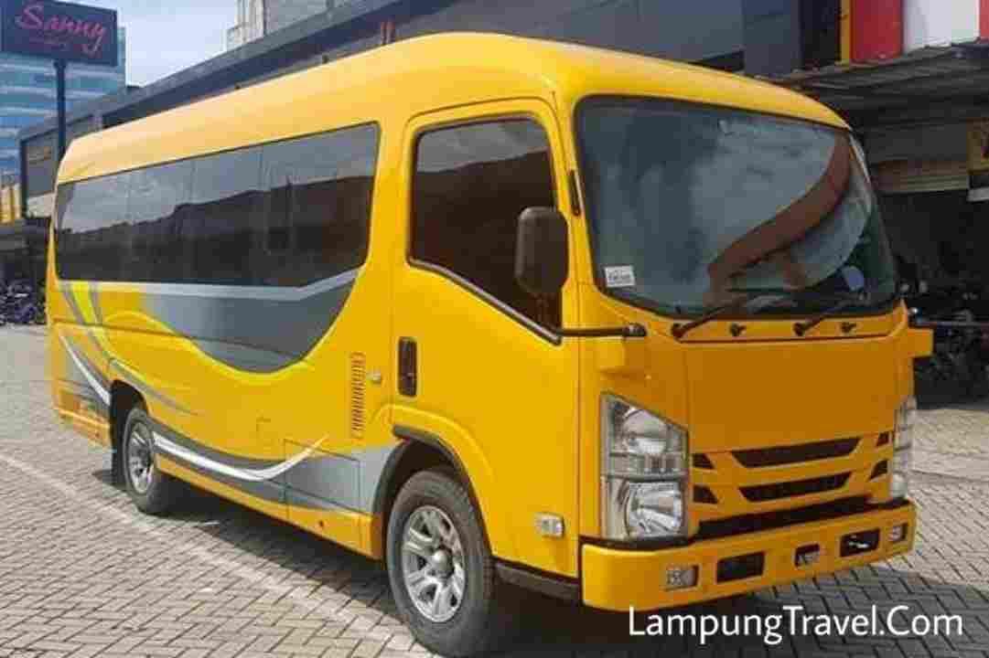 Travel Palembang Lampung 2019