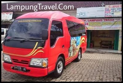 Cari travel ke Lampung dari Jakarta