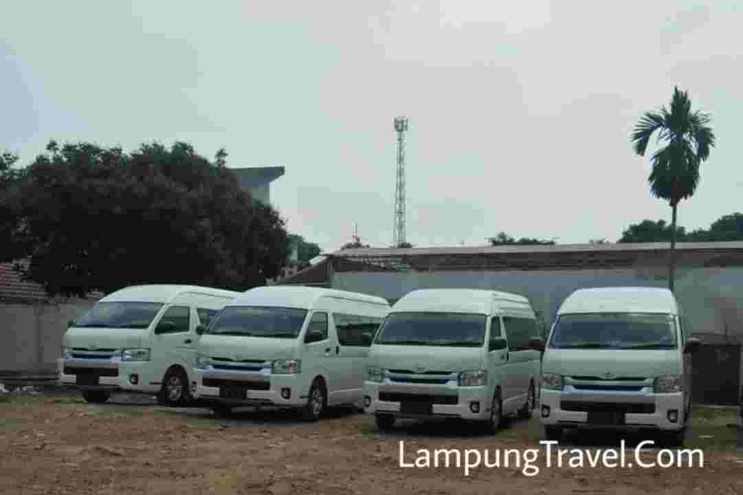 Info Jasa Travel Depok Lampung murah