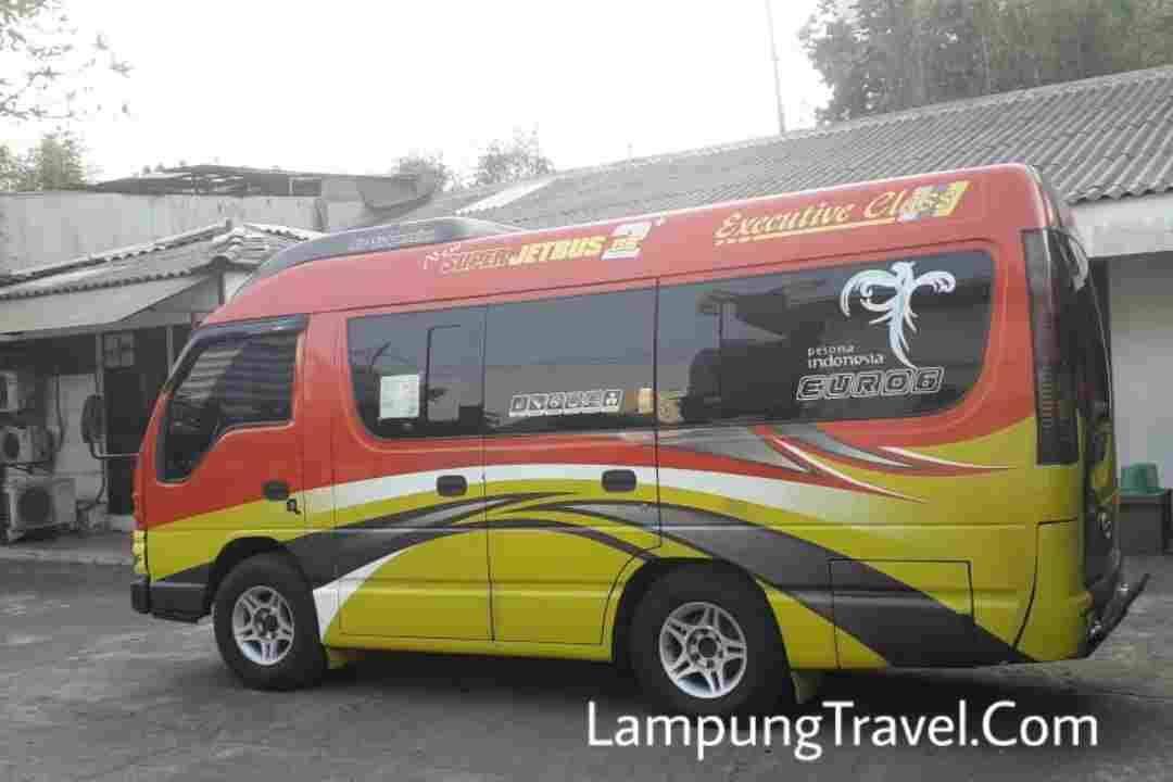 Info travel agen Lampung Palembang
